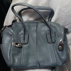 B Makowsky genuine leather bAg.